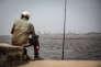 Le fleuve Congo, à Brazzaville, le 22 juillet.