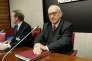 Jean-Claude Casanova, en novembre 2012, lors de son audition par la commission des affaires culturelles de l'Assemblée nationale sur la gestion de Sciences Po et le processus de désignation du directeur.
