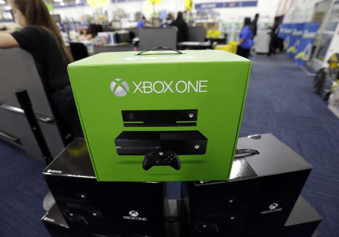 La Xbox One est la première console étrangère à s'être lancée à l'assaut du marché chinois.
