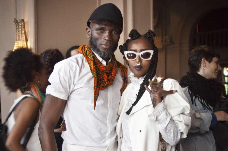Lors du festival Afropunk, le 23 mai à Paris au Trianon.