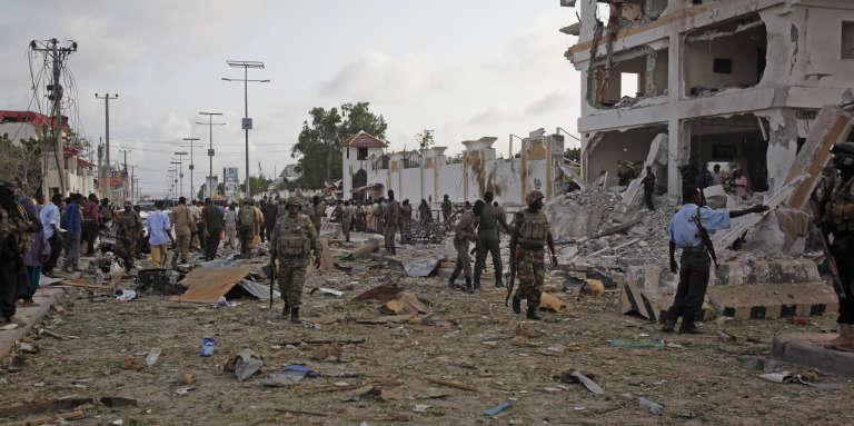 Les Chabab ont abandonné ces derniers années le combat conventionnel pour les actions de guérilla, attentats-suicides et attaques complexes, parfois au cœur de Mogadiscio.