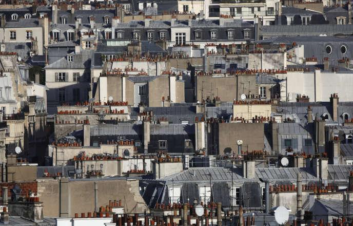 Paris en novembre 2011.