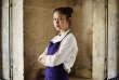 Tatiana Lehva, chef du restaurant parisien Le Servan.