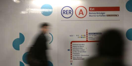 Les quais du RER A seront fermés à Charles-de-Gaulle-Etoile, Auber, Châtelet-Les Halles et Gare de Lyon.