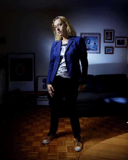 Virginie Despentes, née le 13 juin 1969 à Nancy, est une écrivaine et réalisatrice française.