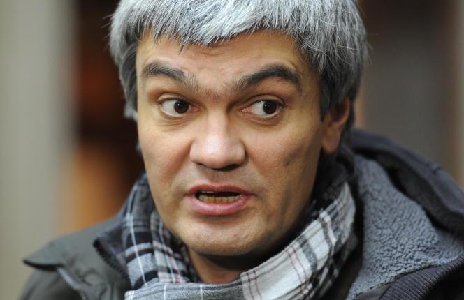 Le cinéaste Vassili Pitchoul.