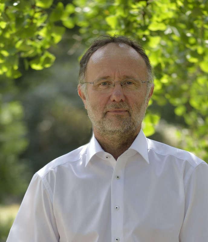Bruno David , nouveau président du Muséum national d'histoire naturelle, prendra ses fonctions le 1er septembre 2015.