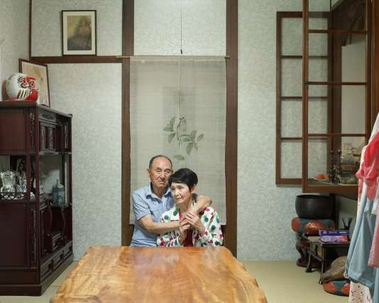 Fumiya, 79 ans, et Miyoko Ikedo, 80 ans, à Hiroshima, soixante-dix ans après.