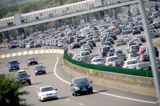 Si le sens des départs est classé vert, les automobilistes faisant leur retour ce week-end seront nombreux.