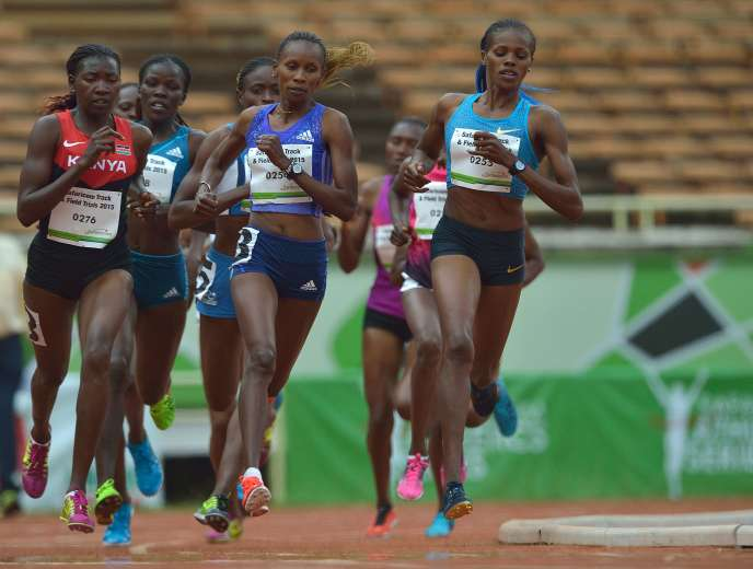 Nairobi, le 1er août, finale des qualification aux mondiaux d'athlétisme de Pékin. Au Kenya, la « volonté de dissimuler le dopage » se manifesterait jusqu'au « sommet de la fédération d'athlétisme », selon les enquêteurs de la chaîne allemande ARD.