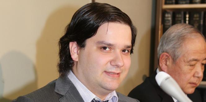 Mark Karpeles le 28 février 2014.