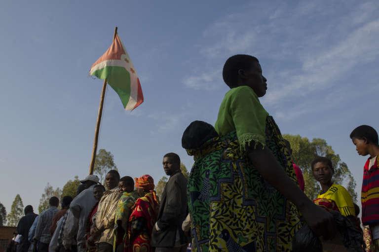 Buye, village d'origine du président du Burundi, dans la province de Ngozi, le 21 juillet 2015.