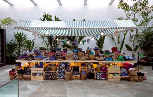 Concept Store de Sao Paulo.