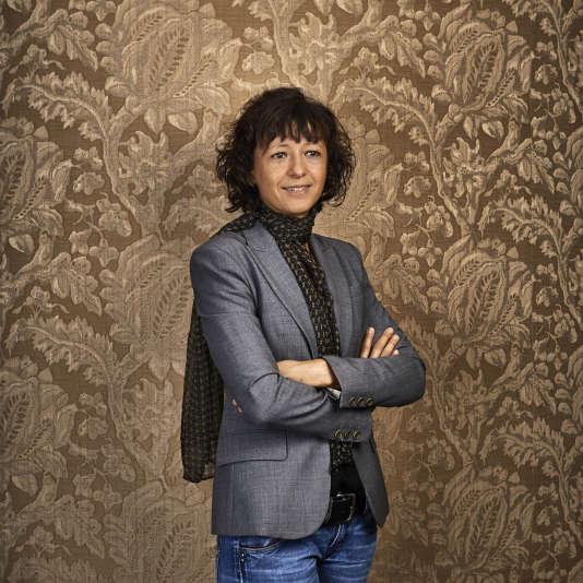 Dr. Emmanuelle Charpentier