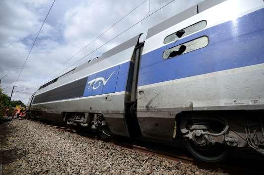 Un TGV d'essais avait déraillé le 14 novembre sur une portion de la ligne, faisant 11 morts et 42 blessés en Alsace.
