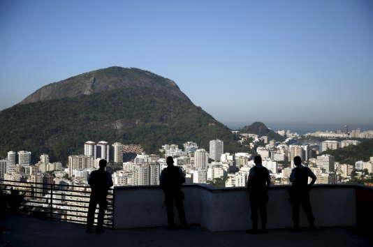 La police militaire serait responsable de plus de 1 500 morts dans les quartiers pauvres de Rio de Janeiro depuis 2010.