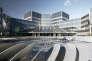 Centre de recherche et d'innovation (FIZ) du groupe BMW à Munich.