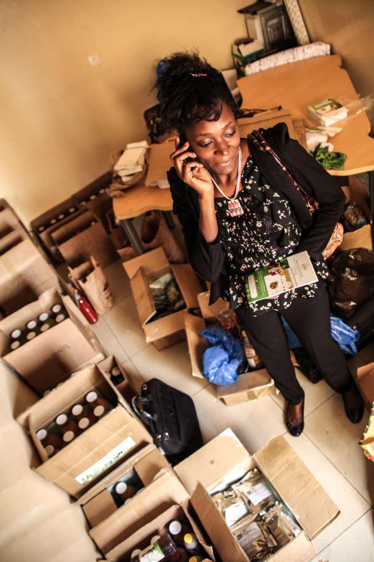 Awa Caba, co-fondatrice de Sooretul.