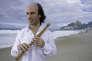 Carlos Nuñes à Rio au  Brésil en 2009.