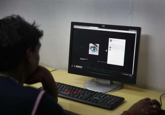 Parmi les 857 sites jugés « répréhensibles » par le gouvernement indien, on retrouve Ledauphine.com.