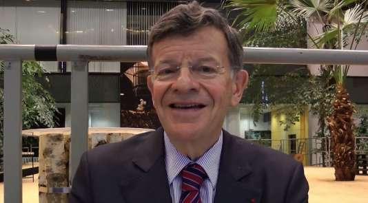 François Kosciusko-Morizet, à Asnières-sur-Seine, le 18 septembre 2013.