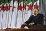 Le président Abdelaziz Bouteflika à Alger le 28 avril 2014.