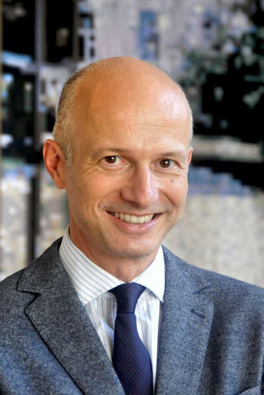 Hervé Barbaret, nouveau directeur général du Mobilier national.