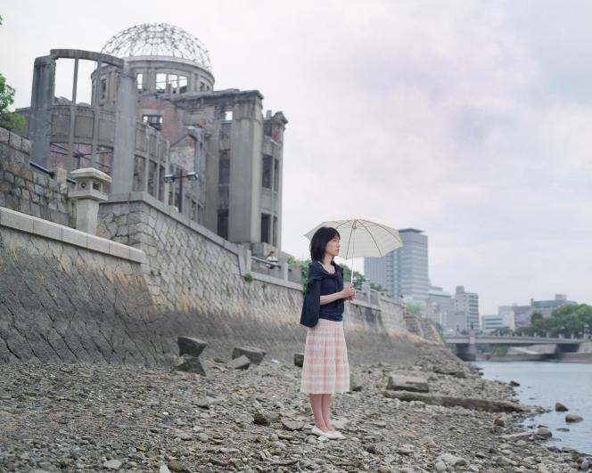 Le dôme de Genbaku, à Hiroshima.