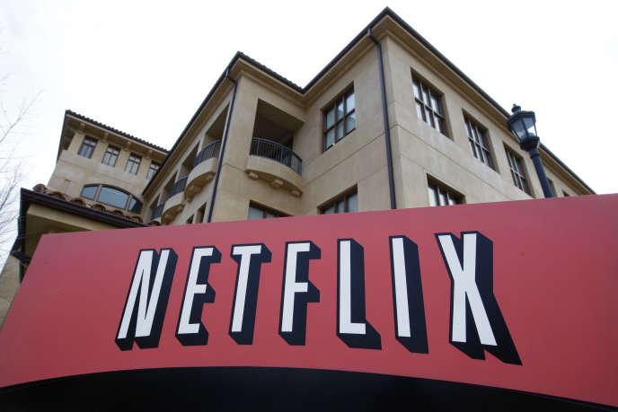 Siège de Netflix, à Los Gatos (Californie).