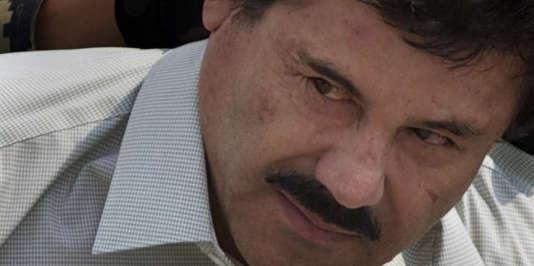 Joaquin Guzman, le 22 février 2014.