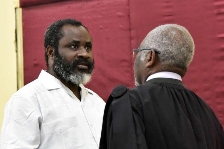 """Anselme Seka Yapo alias """"Seka Seka"""", le 4 juin à Abidjan."""