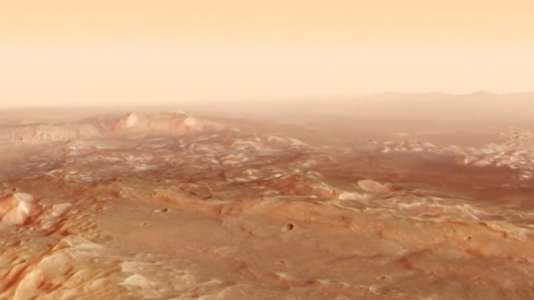 Le sol martien apparaît désormais encore plus hostile à la vie bactérienne.