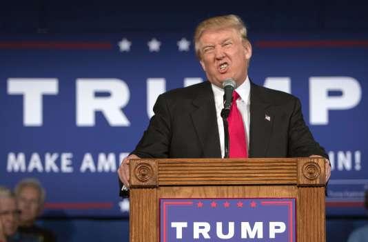Donal Trump, le 21 juillet 2015.