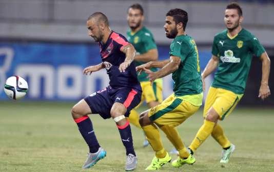 Les Girondins de Bordeaux se sont imposés jeudi soir sur la pelouse des Chypriotes de Larnaca (1-0) lors du match retour du troisième tour préliminaire.