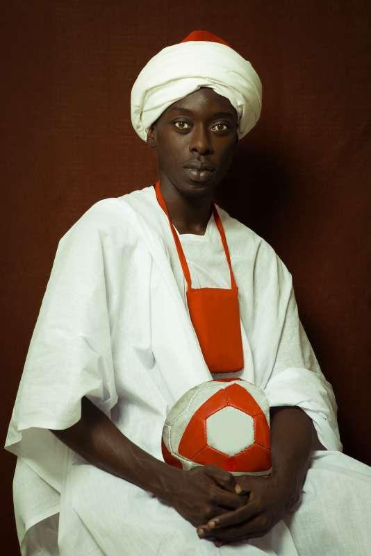 « Diaspora : Jean Belley - Ayuba Suleima Diallo », par Omar Victor Diop (Galerie Magnin A.).