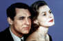 "Cary Grant et Ingrid Bergman dans ""Indiscret""."