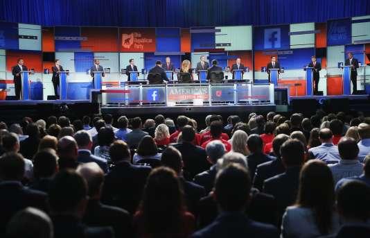 La présence de Donald Trump semble avoir contribué au succès de l'émission qui a rassemblé 24 millions de téléspectateurs jeudi.