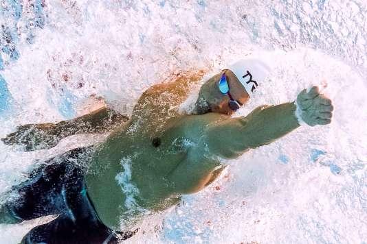 Champion du monde en 50 m nage libre, depuis les Mondiaux de Kazan (Russie) de cet été, Florent Manaudou est à Angers du 19 au 22 novembre pour les Championnats de France.