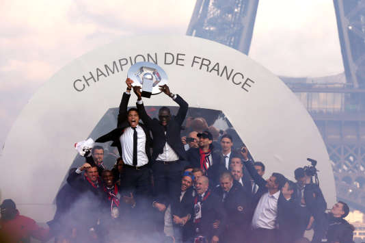 Le PSG a réalisé un quadruplé la saison dernière.