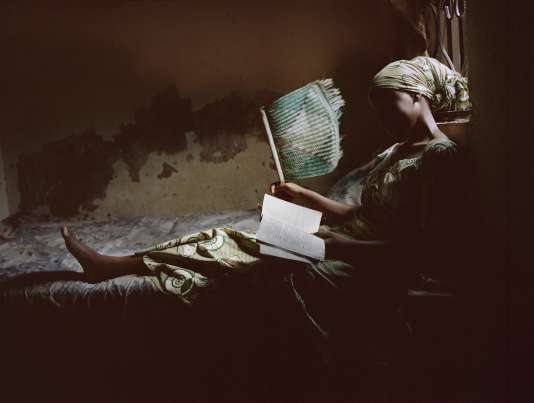 « Muslim Romance Novelists », par Glenna Gordon, née en 1981, à New York, photographe documentaire.