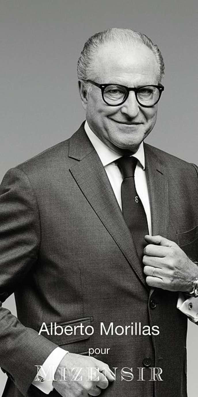 Le parfumeur espagnol Alberto Morillas.