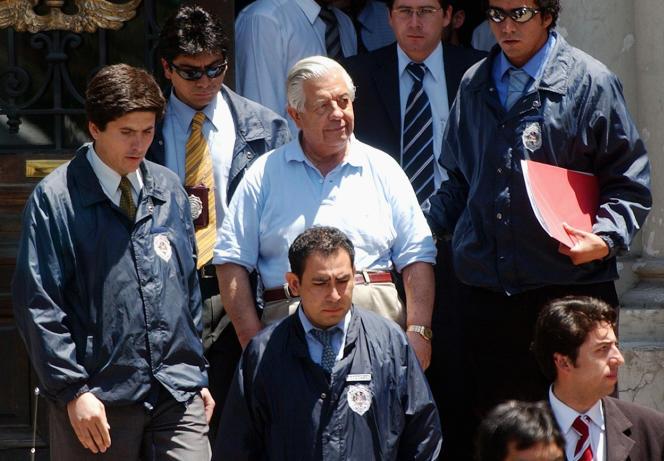 Manuel Contreras en 2005.