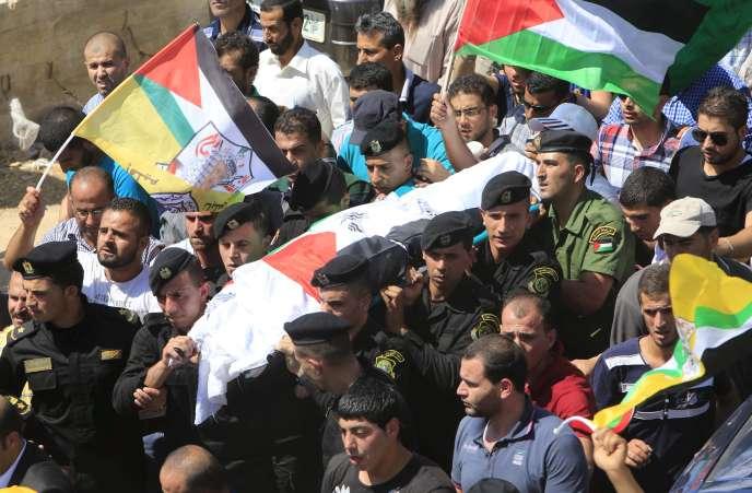 Le père de la famille, Saad Dawabsha, est mort samedi des suites de ses blessures.