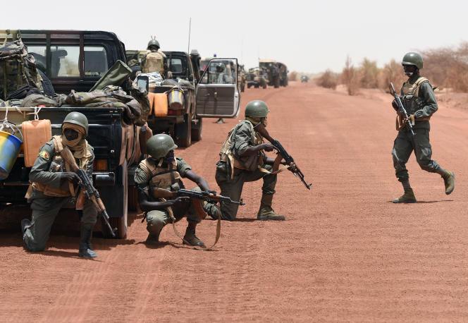 (image d'archives) Treize personnes, dont cinq soldats maliens, ont été tuées lors d'une prise d'otage dans un hôtel fréquenté par le personnel de la Mission de maintien de la paix des Nations unies.