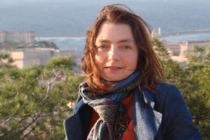 La réalisatrice Sólveig Anspach.