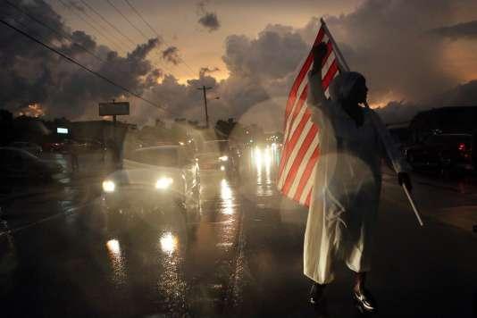Soixante personnes non armées ont été tuées par la police en 2015, dont un jeune Afro-Américain le 7 août, au Texas.