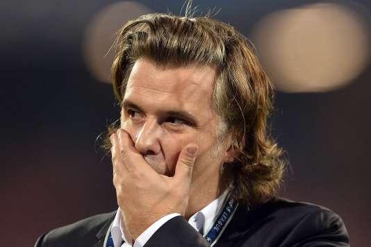 Vincent Labrune ne sera plus le président de l'OM à la reprise de la Ligue 1.