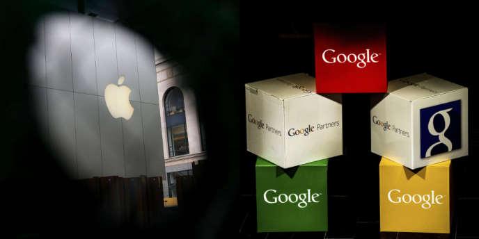 Des responsables américains et européens critiquent Apple et Google qu'ils accusent de trop protéger les données de leurs utilisateurs.