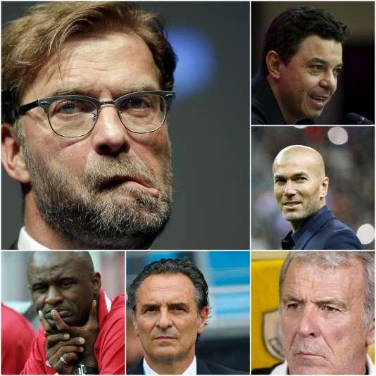 Gerets, Gallardo, Klopp, Zidane ou encore Vieira : faites votre choix.