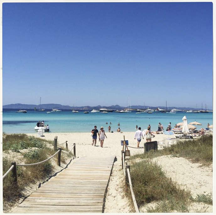 L'île de Formentera.